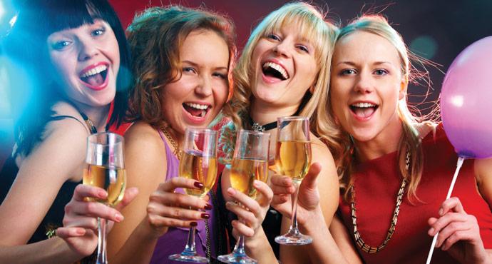 Поздравление на вечеринку