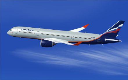 aeroflot-airbus-A350-800-XWB-fsx1